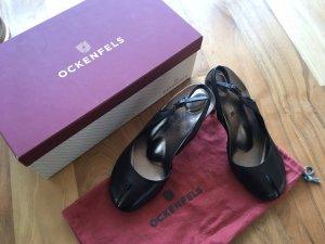 Ockenfels / Birkenstock Stiletto, schwarz, Größe 38, 1-2 getragen
