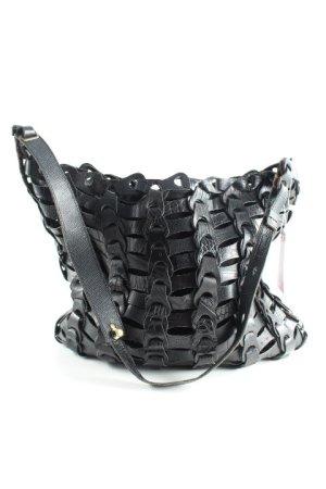 Octopus Handbag black casual look