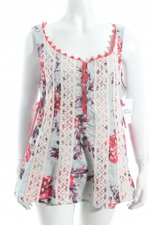 Odd Molly ärmellose Bluse florales Muster Casual-Look