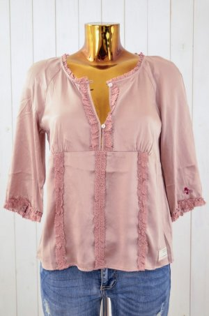 ODD MOLLY Damen Tunika Bluse Oberteil LITTLE WONDERS SILK BLOUSE Powder Gr. 2