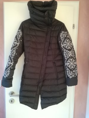 Odd Molly Down Jacket black-natural white