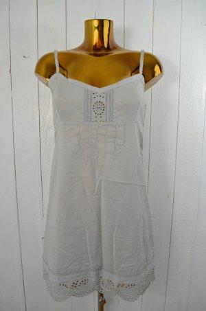 ODD MOLLY Kleid Hängerchen Trägerkleid Baumwolle Mod. Futuretro Kleid Grau 1/36