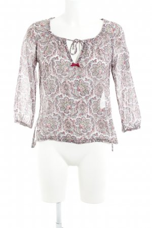 Odd Molly Langarm-Bluse florales Muster Gypsy-Look