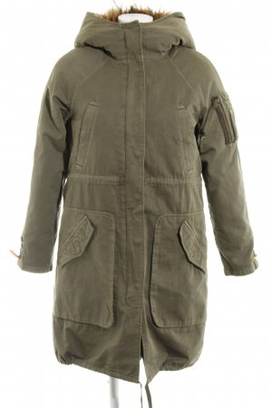 Odd Molly Parka khaki Casual-Look