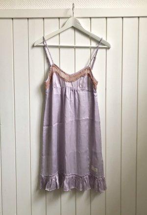 Odd Molly Babydoll Dress multicolored silk