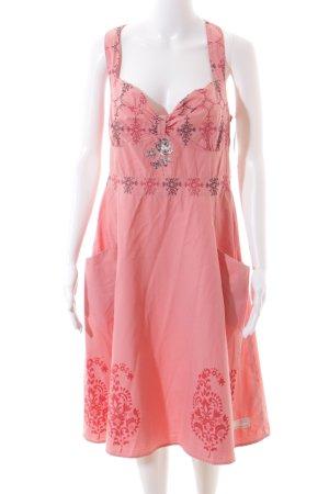 Odd Molly Trägerkleid rosa Romantik-Look
