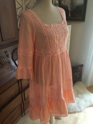 Odd Molly Tribute Collection Kleid Tunika Peach Apricot Gr. 1