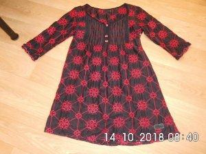 Odd Molly Tunika/Kleid mit Spitze und Lochstickerei Gr. 2 /38