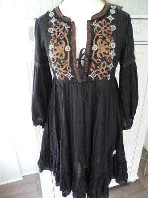 Odd Molly Wigwam 313  Kleid Tunikakleid Gr. 2 M 38/40 schwarz