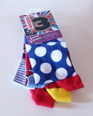 Odd Socks 3 Verrückte Socken - neu
