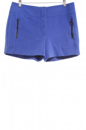 ODEON Hot Pants blau-schwarz Casual-Look