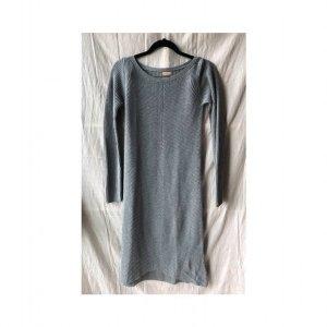 ODEON Sweaterjurk grijs