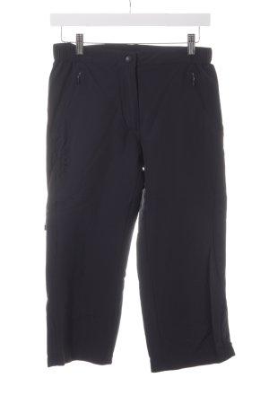 Odlo Pantalone a 3/4 nero stile atletico