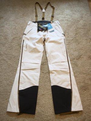 Odlo Pantalone da ginnastica bianco-nero