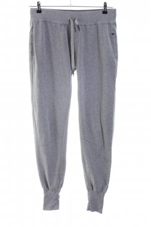 Odlo Pantalone fitness grigio chiaro stile casual
