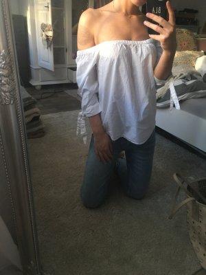Off Shoulder Bluse