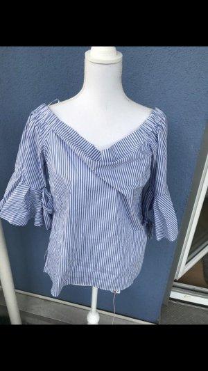 Hennes Collection by H&M Blouse en jean bleu
