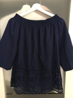 Off-Shoulder Bluse Größe S/M