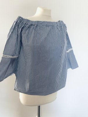 Off-Shoulder Bluse Rinascimento