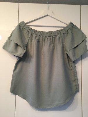 Off Shoulder Bluse von H&M in Größe 44(eher 42)