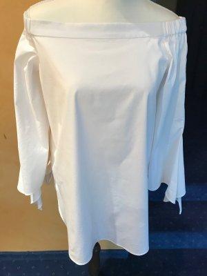 Steffen Schraut Slip-over blouse wit Katoen