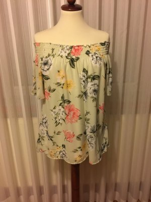 Off Shoulder / Cold Shoulder Top von Only Gr. 38