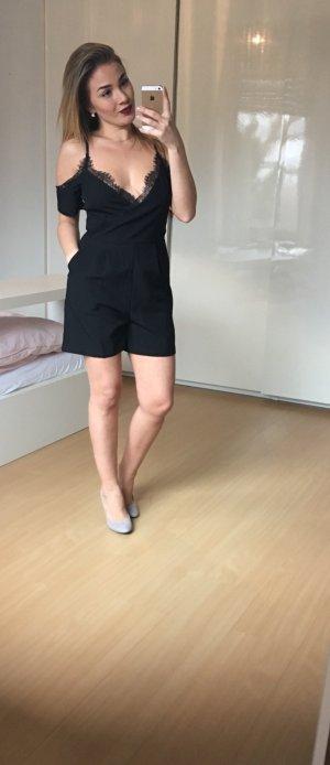 Off Shoulder Jumpsuit  lace