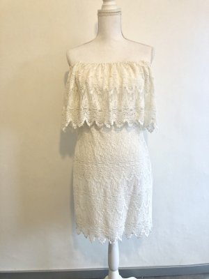 Off-Shoulder Kleid Gr. S