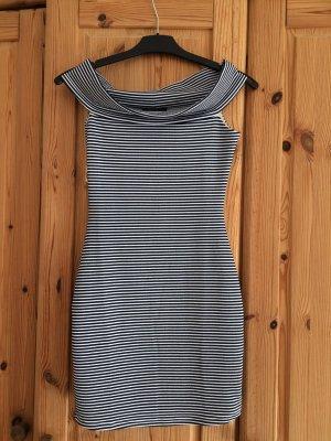 Off-Shoulder Kleid von Mango