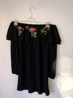 Off-Shoulder Kleid von New Look