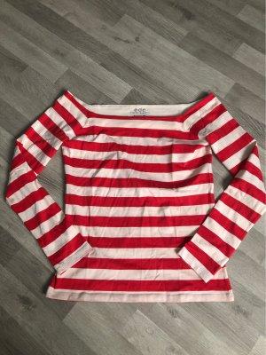 edc by Esprit Carmen Shirt bright red-cream