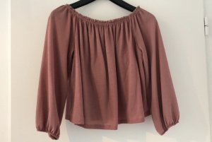 Off Shoulder Oberteil