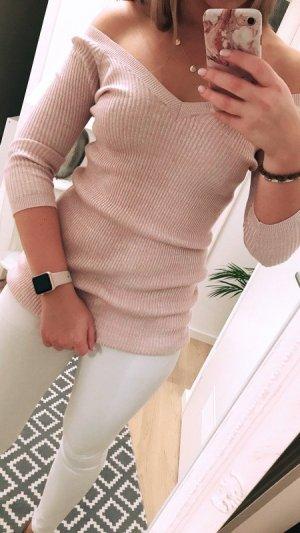 Off-Shoulder Pullover