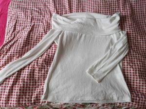 off shoulder pullover H&M