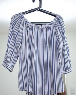 More & More Carmen shirt veelkleurig Viscose
