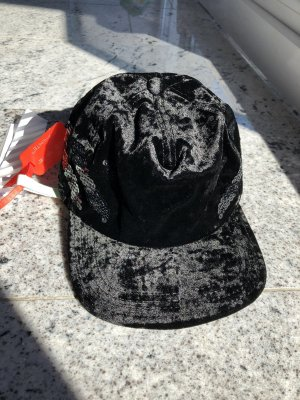 Off-White Baseball Cap black