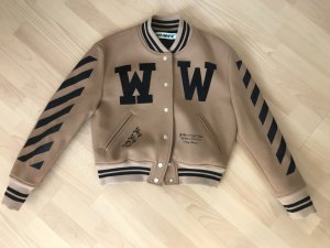 Off-White Varsity Jacket College Jacke