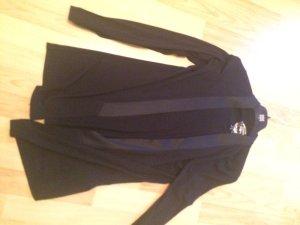 Offener cardigan bzw Jacke schwarz