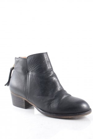 Office Booties schwarz