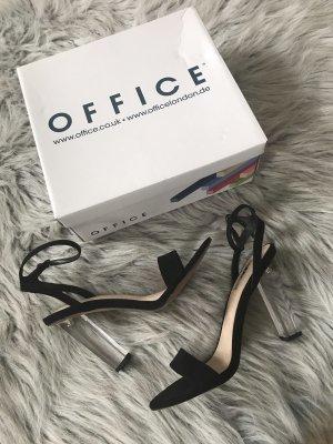 Office High Heel Sandaletten