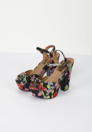 OFFICE London Blumenprint Sommerschuhe