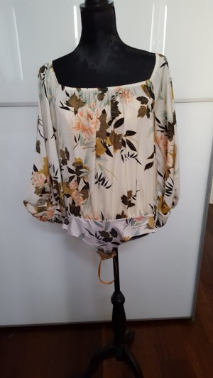 10 Dence Bodyblouse wit