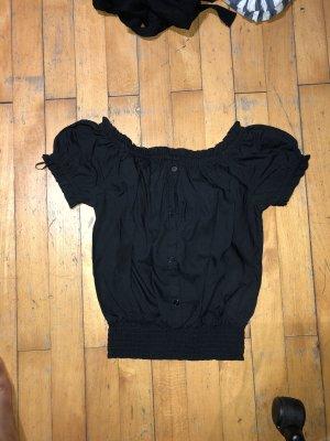 Pimkie Off-The-Shoulder Top black