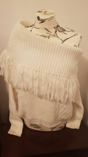 Ivyrevel Coarse Knitted Sweater white-natural white