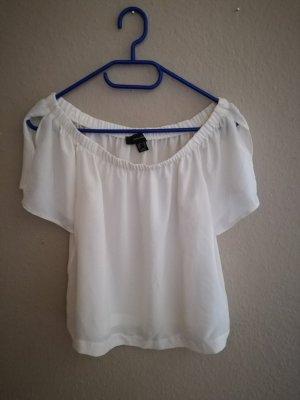 Offshoulder / Schulterfreies T-Shirt
