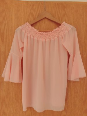 Long Shirt light pink