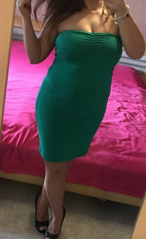 Amisu Midi Dress green