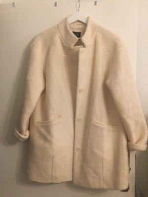 C&A Giacca di lana bianco sporco