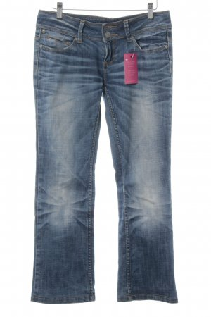 Oge & Co. Straight-Leg Jeans kornblumenblau Casual-Look