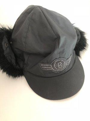 Bogner Cappello con visiera nero